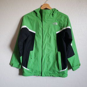 The North Face Boy's Hyvent Jacket Coat Size 10-12